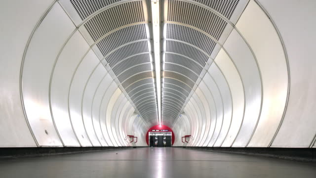 metro station vienna austria - vienna austria stock videos & royalty-free footage