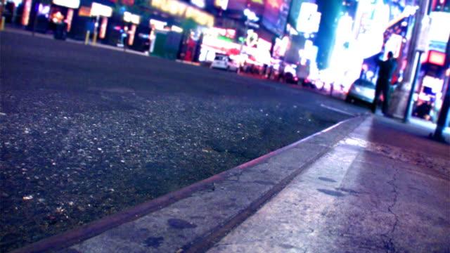 NYC Metro Street Traffic (Time-Lapse HD)