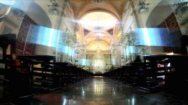 metropolitan cathedral in buenos aires, argentina - cathedral stock videos & royalty-free footage