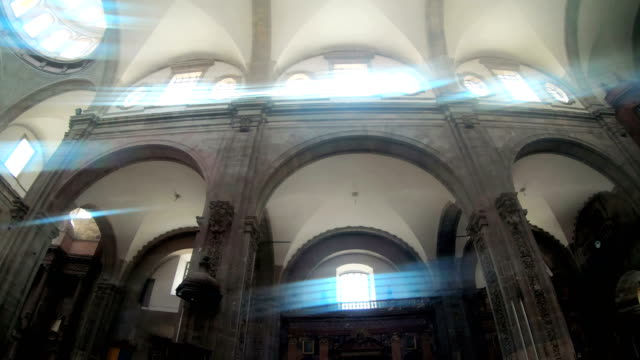 metropolitan cathedral in buenos aires, argentina - editorial stock videos & royalty-free footage