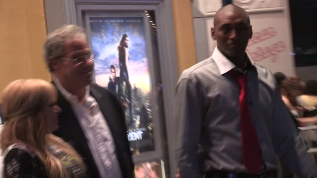 metta world peace departs the divergent premiere at the regency bruin theatre in westwood celebrity sightings in los angeles on march 18 2014 in los... - regency style stock videos and b-roll footage