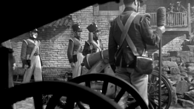 a mexican artillery crew fires a cannon. - 1944 stock videos & royalty-free footage
