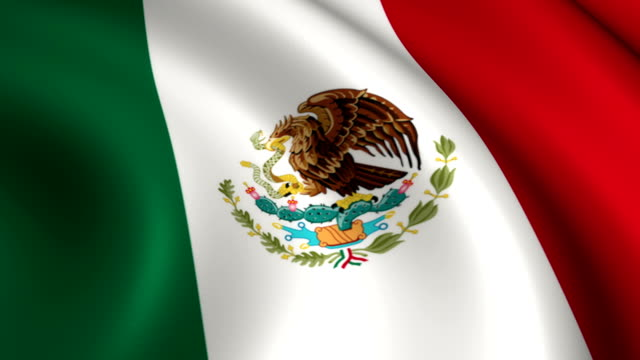 Mexican Flag Loopable