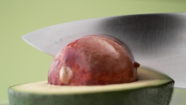 mexican food - avocado salad stock videos & royalty-free footage