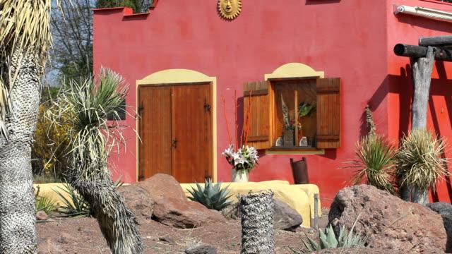 mexican hacienda - ranch stock videos & royalty-free footage