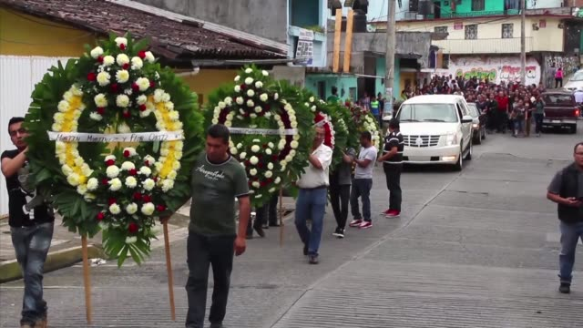 mexican national human rights commission is investigating the murder of journalist aurelio campos who was killed in state of puebla as his relatives... - hometown bildbanksvideor och videomaterial från bakom kulisserna