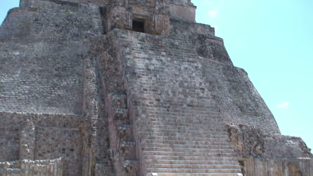 Mexican Ruins at Uxmal