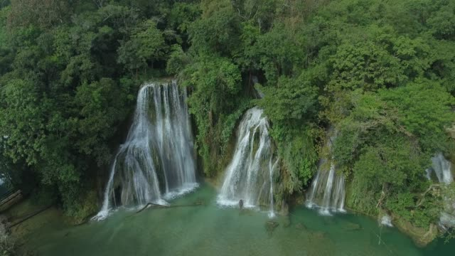 mexican waterfall - mexican american stock videos & royalty-free footage