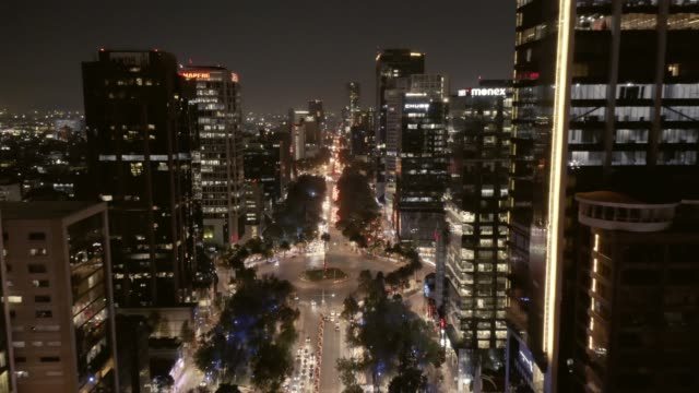 stockvideo's en b-roll-footage met mexico city, luchtfoto. - mexico stad