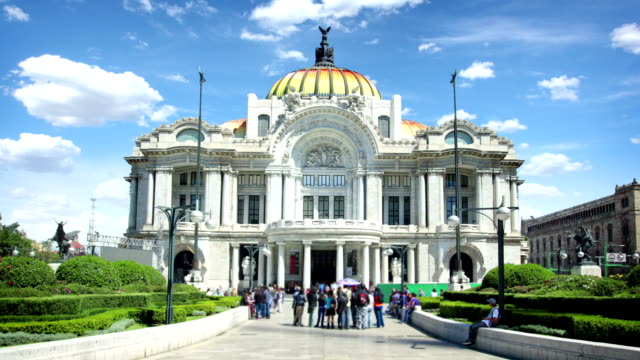 Mexico City, Palace Bellas Artes