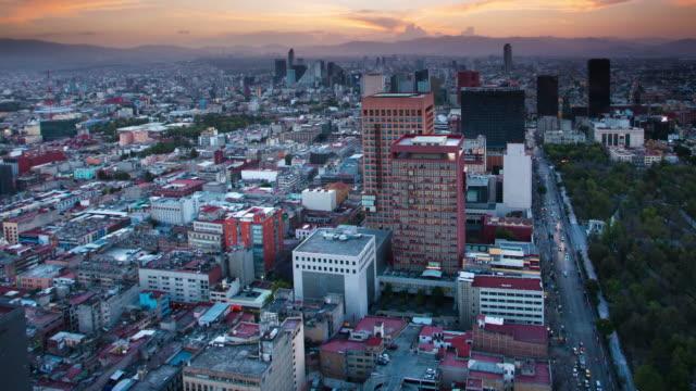 TIME LAPSE: Mexico City