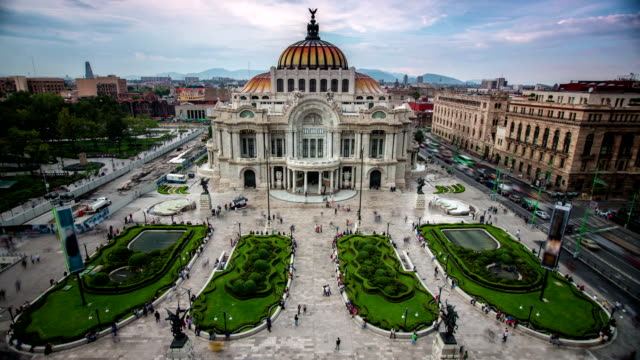 time lapse: mexico city - mexico stock videos & royalty-free footage
