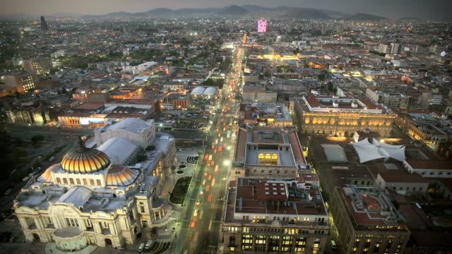 vidéos et rushes de mexico city - mexico