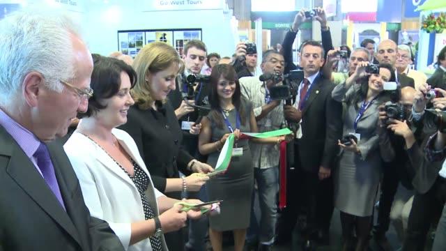 Mexico se destaca en una feria internacional de turismo inaugurada este martes en Paris VOICED Mexico busca atraer europeos on September 18 2012 in...