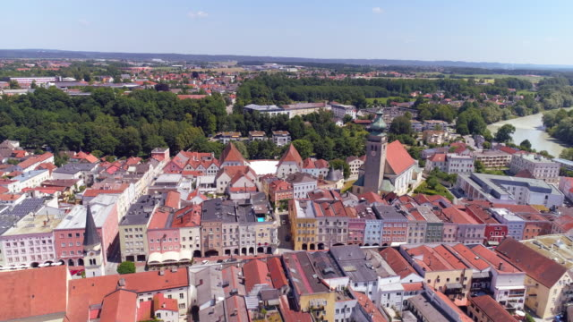 Mühldorf am Inn in Upper Bavaria