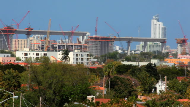 'Miami Ballpark' construction