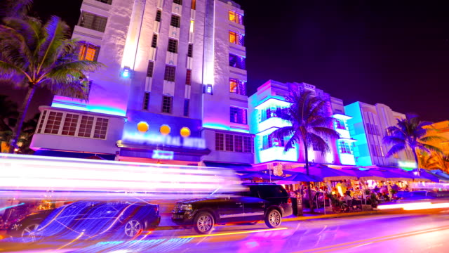 miami beach, fl - miami dade county stock videos and b-roll footage
