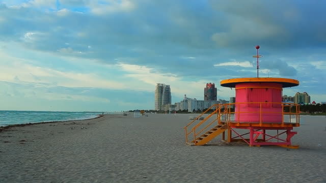 Miami Beach morning