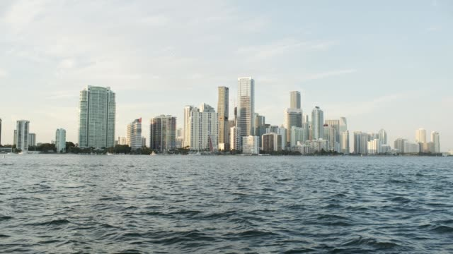 miami downtown - super slow motion stock videos & royalty-free footage