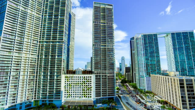 miami, fl - miami dade county stock videos & royalty-free footage