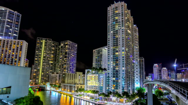 miami, fl - miami dade county stock videos and b-roll footage
