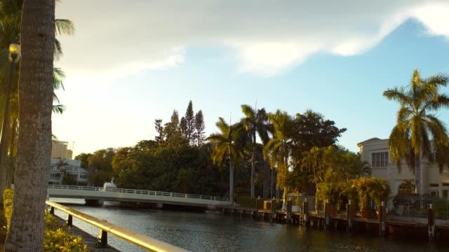 miami florida - bay of water stock videos & royalty-free footage