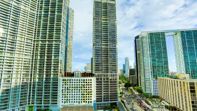 miami, florida - miami dade county stock videos & royalty-free footage