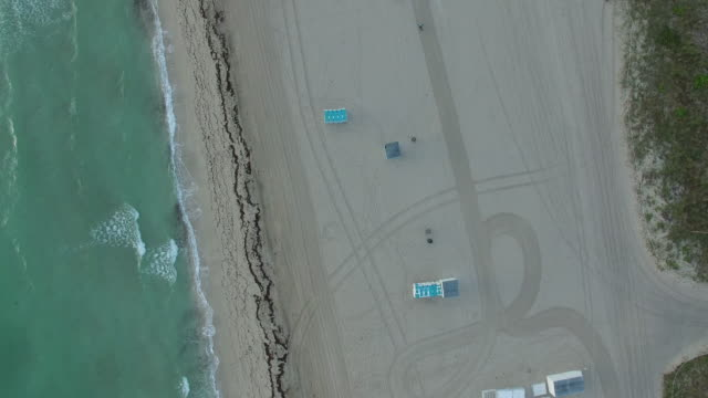 miami south beach - 30 seconds or greater stock videos & royalty-free footage