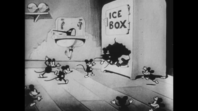 mice raid an ice box - explosive stock videos & royalty-free footage