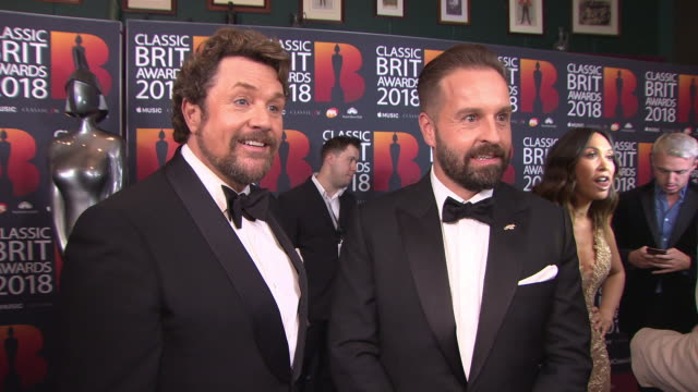 INTERVIEW Michael Ball Alfie Boe on playing together again performing at the Albert Hall solo albums and future collaborations Love Island at The...
