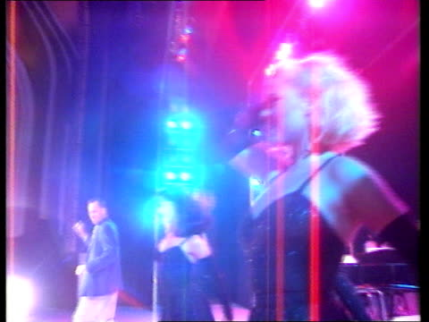 michael barrymore back in action:; b)naf: england: blackpool: seq michael barrymore on stage for rehearsals sot cms michael barrymore intvwd sot - it... - michael barrymore stock videos & royalty-free footage
