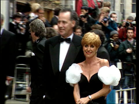 michael barrymore's solicitor denies inquest lie allegation 2220 u'lay london entertainer michael barrymore along with wife cheryl - wife stock videos & royalty-free footage