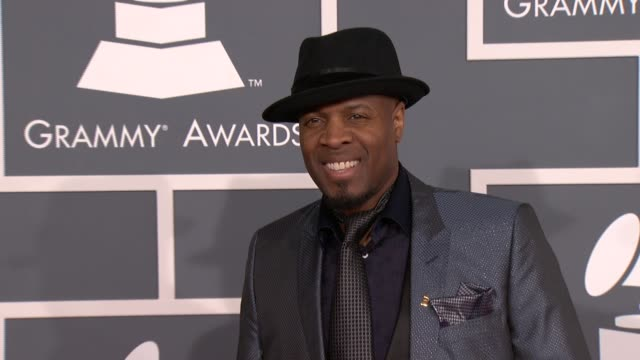 Michael Bearden at 54th Annual GRAMMY Awards Arrivals on 2/12/12 in Los Angeles CA