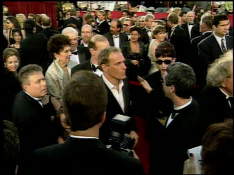 Michael Bolton at the 1998 Academy Awards Arrivals at the Shrine Auditorium in Los Angeles California on March 23 1998