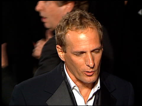 michael bolton at the 1998 academy awards vanity fair party at morton's in west hollywood, california on march 23, 1998. - 第70回アカデミー賞点の映像素材/bロール