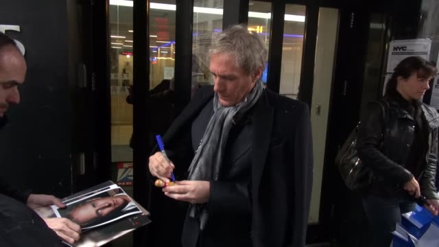 Michael Bolton at the 'Good Day New York' studio in New York NY on 1/28/13