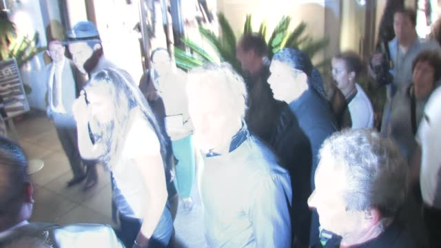 Michael Bolton at the Grove in West Hollywood at the Celebrity Sightings in Los Angeles at Los Angeles CA
