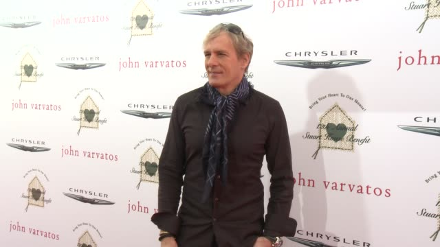 Michael Bolton at The John Varvatos 12th Annual Stuart House Benefit With Honorary Chair Chris Pine Hosted By Chrysler on April 26 2015 in Los...