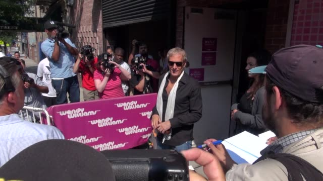 Michael Bolton at 'The Wendy Williams Show' in New York 09/14/11