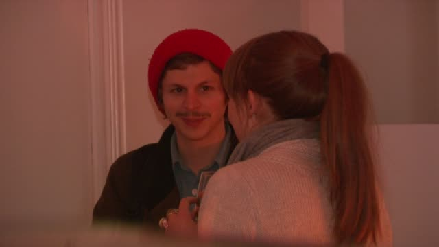 Michael Cera at Acura Hosts 'The End of Love' Cast Dinner at the Acura Studio at the 2012 Sundance Film Festival in Park City Utah on 1/21/2012