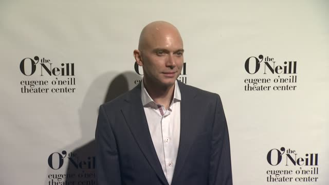 michael cerveris at the 12th annual monte cristo awards arrivals on 4/16/2012 in new york ny united states - michael cerveris stock videos and b-roll footage