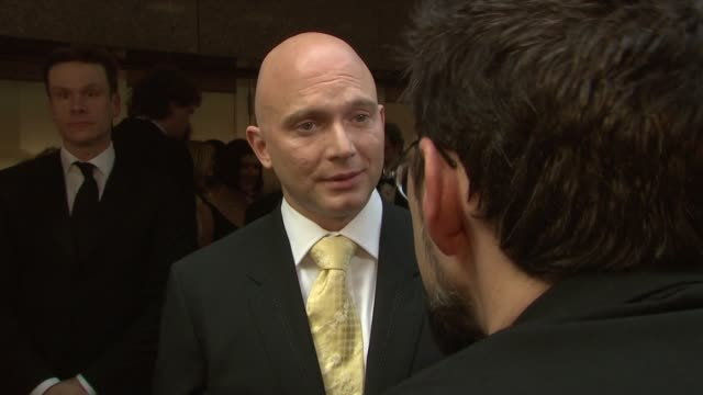 michael cerveris at the 62nd annual tony awards at new york ny - michael cerveris stock videos and b-roll footage