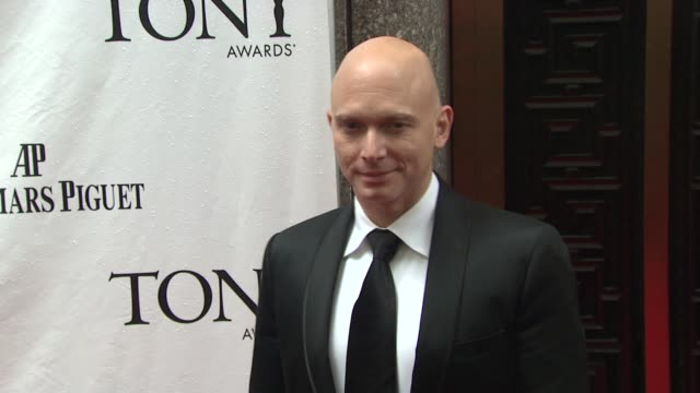 Michael Ceveris at the 64th Annual Tony Awards at New York NY