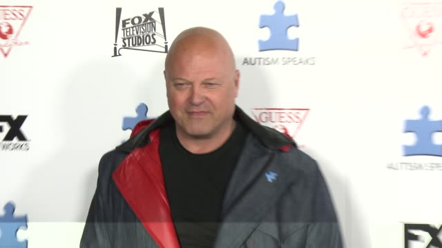 """michael chiklis at autism speaks 3rd annual """"blue jean ball"""" in hollywood, ca, on . - michael chiklis stock videos & royalty-free footage"""