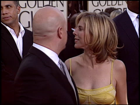 michael chiklis at the 2005 golden globe awards at the beverly hilton in beverly hills, california on january 16, 2005. - michael chiklis stock videos & royalty-free footage