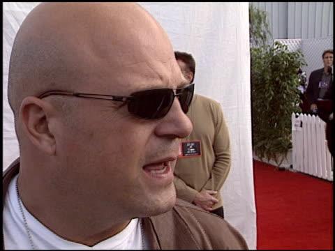 michael chiklis at the dream halloween at barker hanger in santa monica, california on october 25, 2003. - michael chiklis stock videos & royalty-free footage