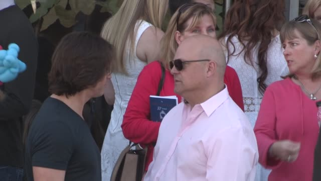 michael chiklis & clifton collins jr. at john varvatos 10th annual stuart house benefit in los angeles, 03/10/13 - michael chiklis stock videos & royalty-free footage