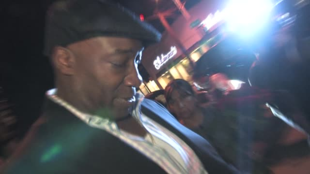 michael clarke duncan at stk in west hollywood on 5/10/2011 - michael clarke duncan stock videos & royalty-free footage