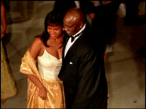 michael clarke duncan at the 2000 academy awards vanity fair party at mortons in west hollywood, california on march 26, 2000. - michael clarke duncan stock videos & royalty-free footage