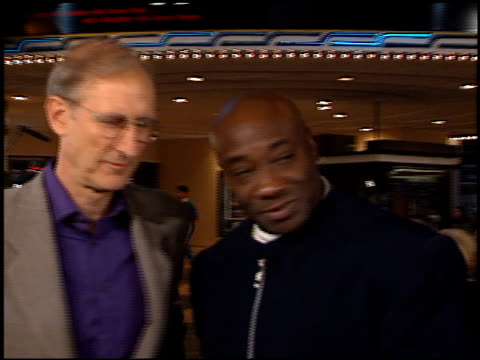 michael clarke duncan at the premiere of 'the green mile' at the mann village theatre in westwood, california on december 6, 1999. - michael clarke duncan stock videos & royalty-free footage